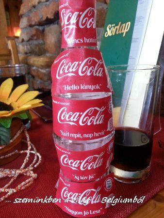 coca cola torony